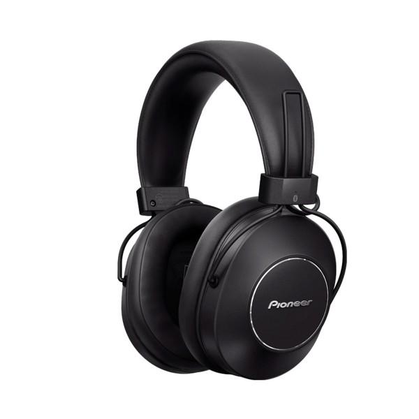 Pioneer se-ms9bn-b negro auriculares s9 inalámbricos bluetooth nfc 40mm con cancelación de ruido