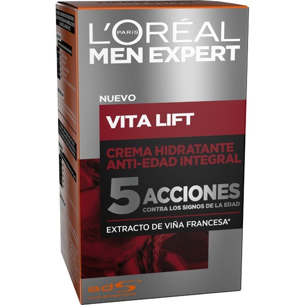 L´Oreal Men Expert VITA LIFT 5 acciones 50 ml