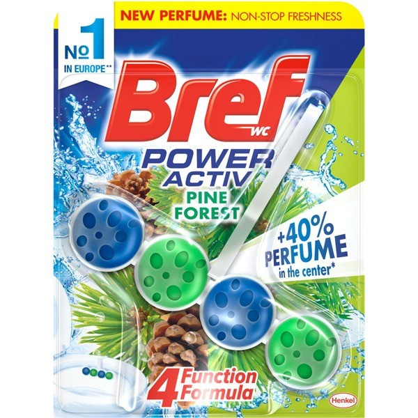 BREF Power Active Pine forest