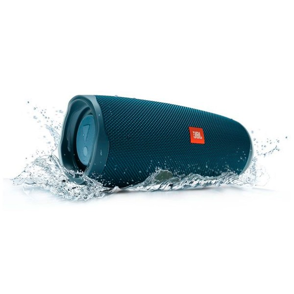 Jbl charge 4 azul altavoz inalámbrico portátil 30w bluetooth impermeable ipx7