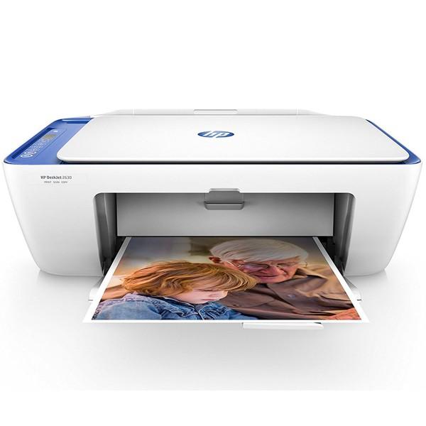 Hp deskjet 2630 impresora inalámbrica wifi multifunción: impresión, copia y escáner