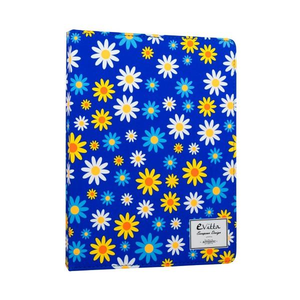 E-vitta evun000800 funda con teclado keytab usb daisies tablets de 7'' a 8''
