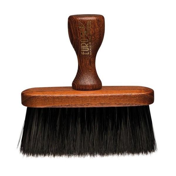 Eurostil cepillo barbero madera barber line