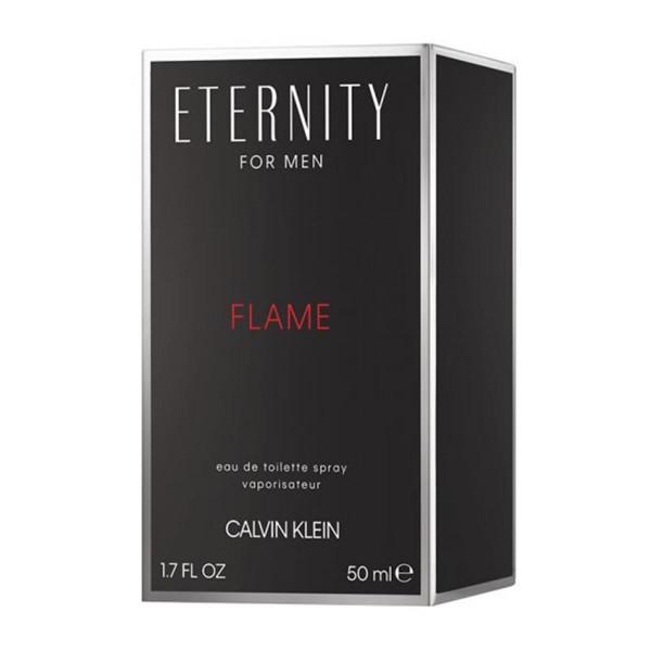 Calvin klein eternity flame eau de toilette for men 50ml vaporizador