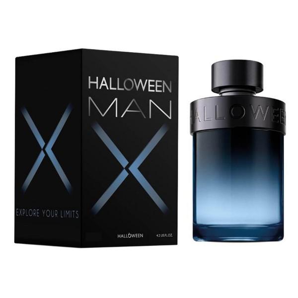 Jesus del pozo halloween man x eau de toilette 125ml vaporizador