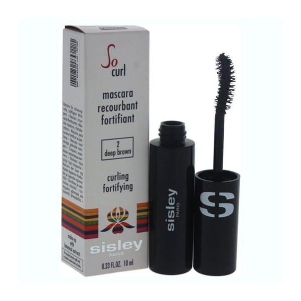 Sisley so volume mascara de pestañas 02 deep brown