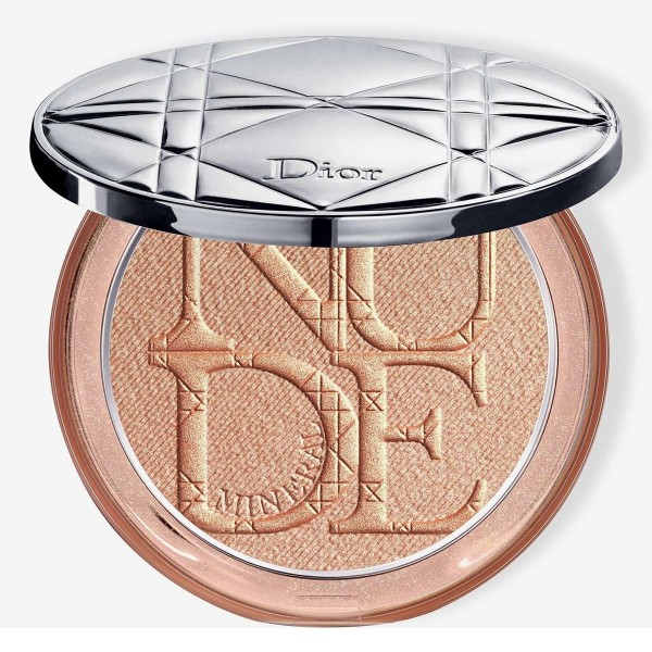 Dior diorskin mineral luminous polvos 01 nude glow