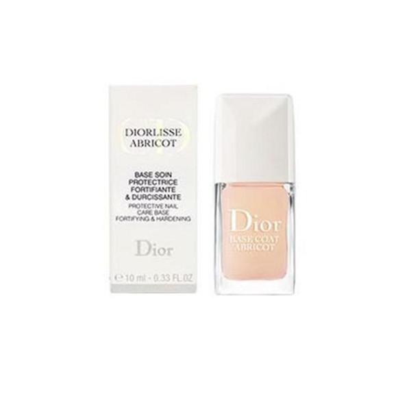 Dior base coat abricot protective nail