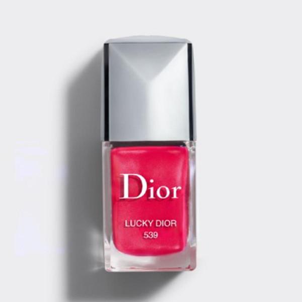 Dior rouge dior laca de uñas 539 lucky dior