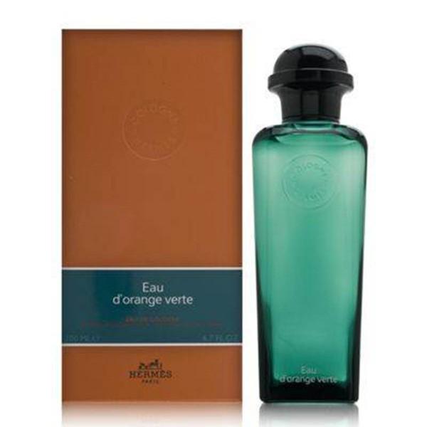 Hermes paris eau d'orange verte eau de cologne 200ml vaporizador