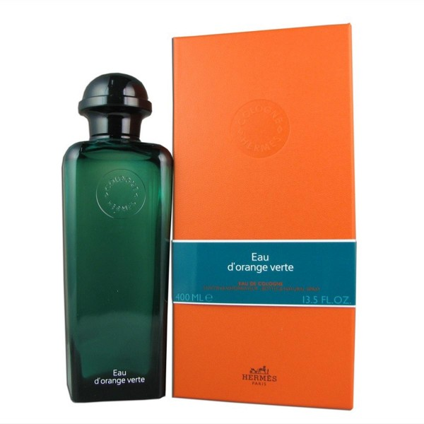 Hermes paris eau d'orange verte eau de cologne 400ml vaporizador