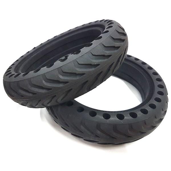 Whinck neumáticos sólidos con sistema de suspensión xiaomi mija
