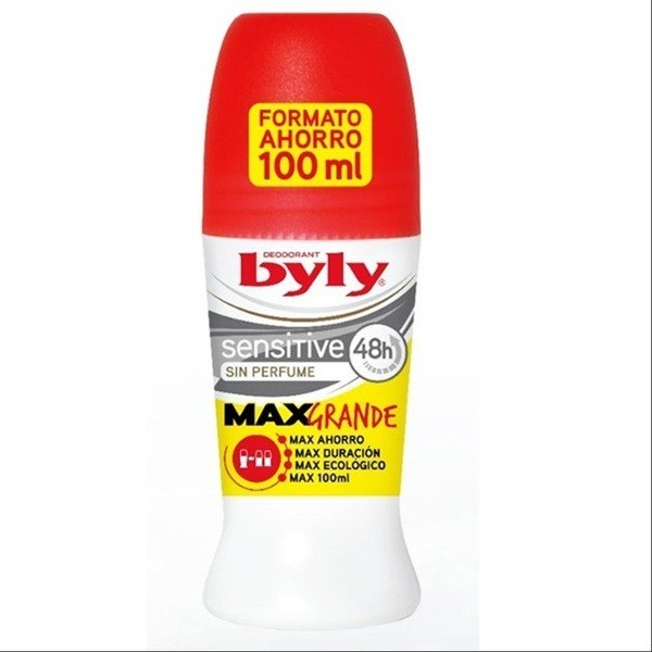 Byly deo roll Sensitive 100 ml