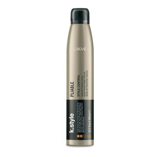Lakme k.style style control spray natural flexible 300ml vaporizador
