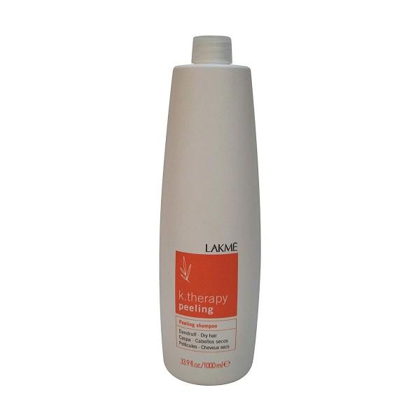 Lakme k.therapy peeling champu cabello seco 1000ml