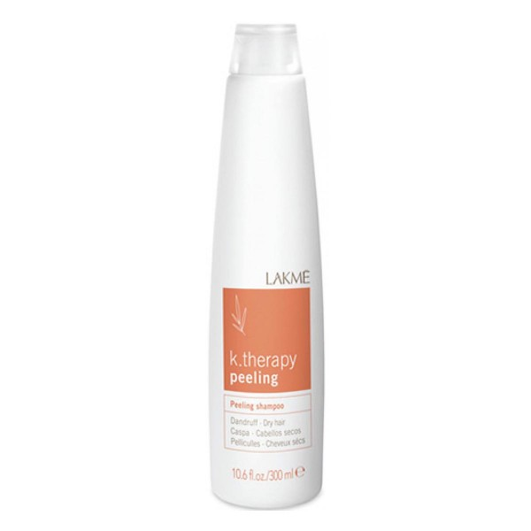 Lakme k.therapy peeling champu cabello seco 300ml