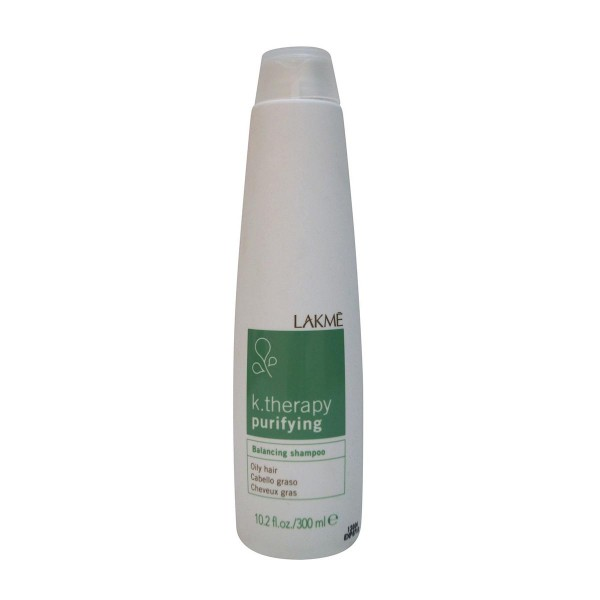 Lakme k.therapy purifying balancing champu cabello graso 300ml