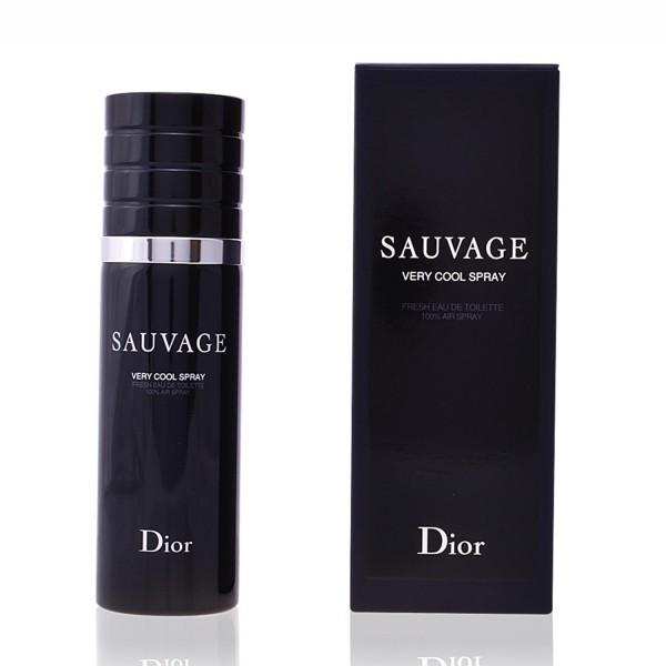 Dior sauvage eau de toilette very cool spray 100ml vaporizador