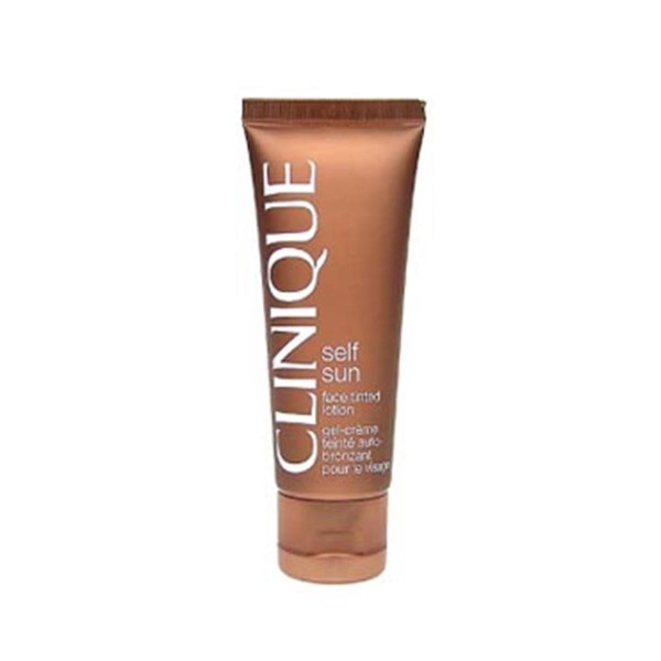 Clinique self sun face tinted locion 50ml