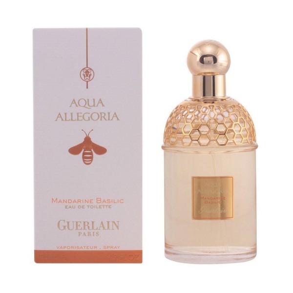 Guerlain aqua allegoria eau de toilette mandarine basilic 125ml vaporizador