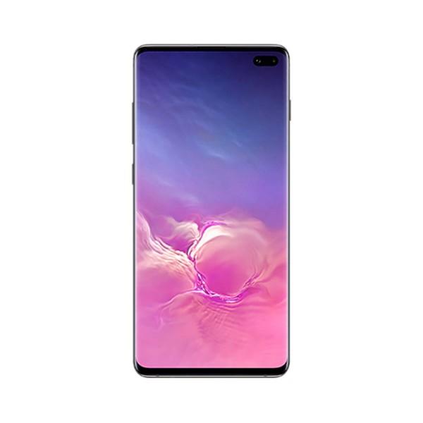 Samsung galaxy s10+ negro móvil dual sim 4g 6.4'' dynamic amoled qhd+/8core/512gb/8gb ram/16+12+12mp/10+8mp