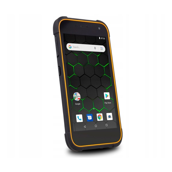 Myphone hammer active 2 naranja móvil resistente 4g lte dual sim 5'' ips hd/4core/8gb/1gb ram/8mp/2mp