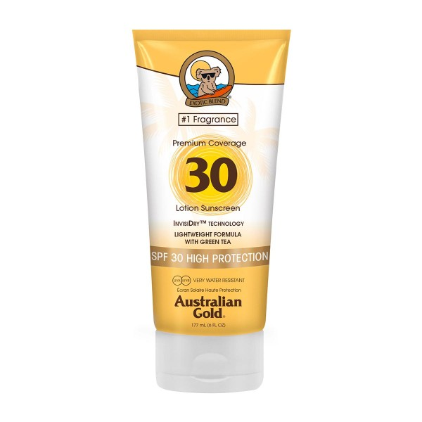 Australian gold premium coverage locion spf30 177ml