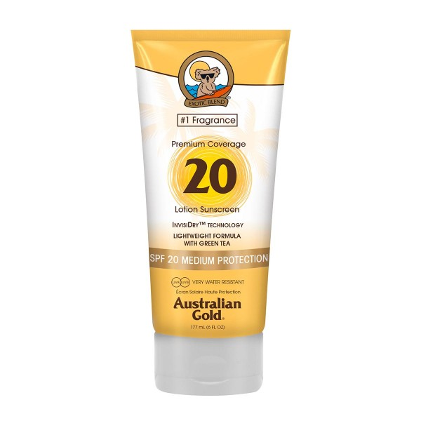 Australian gold premium coverage locion spf20 177ml
