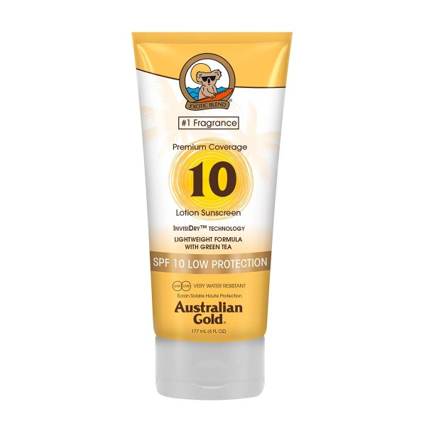 Australian gold premium coverage locion spf10 177ml