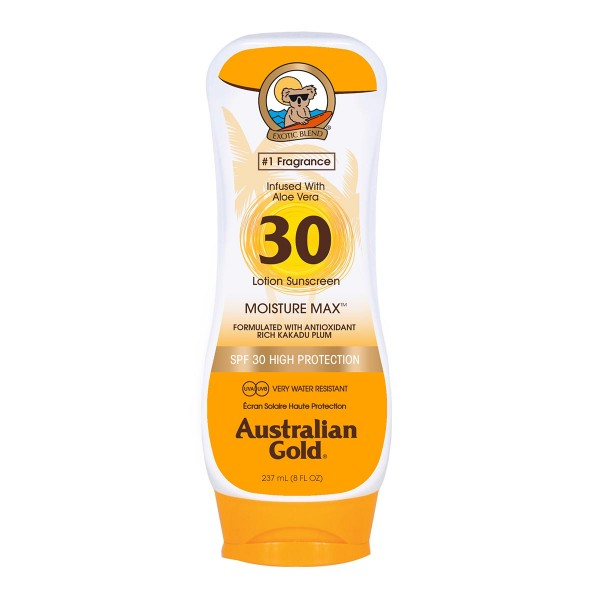 Australian gold cuerpo locion spf30 237ml