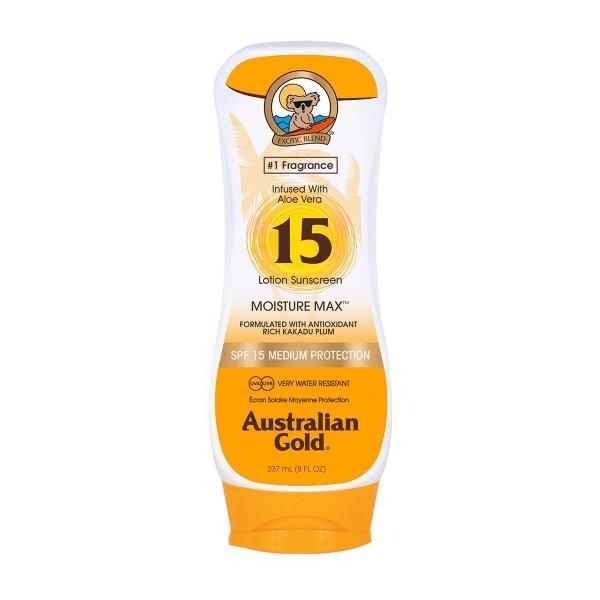 Australian gold cuerpo locion spf15 237ml