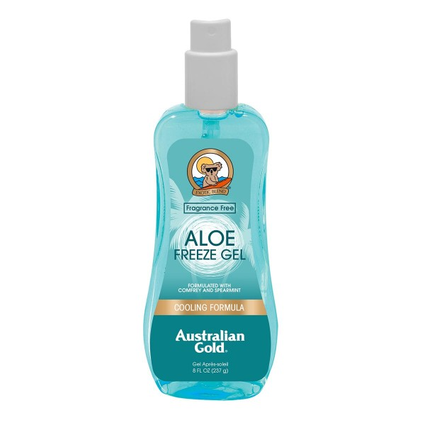 Australian gold aloe freeze spray gel 237ml vaporizador