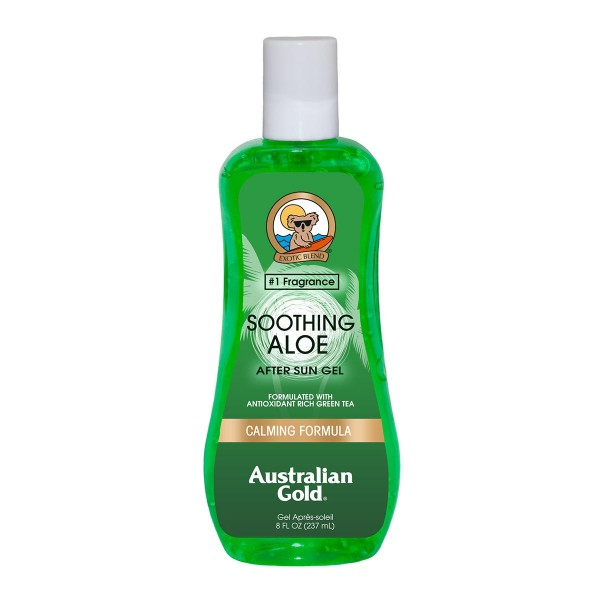 Australian gold aloe after sun 237ml