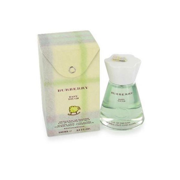 Burberry baby touch eau de toilette sin alcohol 100ml vaporizador