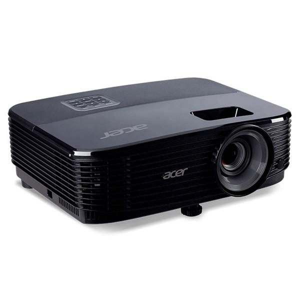 Acer x1323wh proyector negro 3700 lúmenes hd 3d dlp brillantcolor vga hdmi miniusb