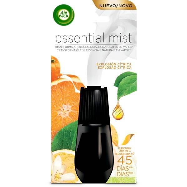 AirWick Ambientador Essential Mist recambio 20 ml