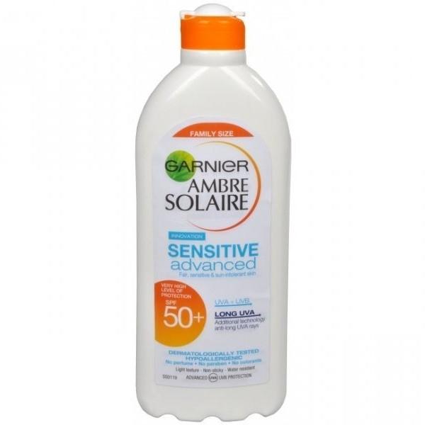 Delial Sensitive Advanced Leche SPF50+ 400 ml