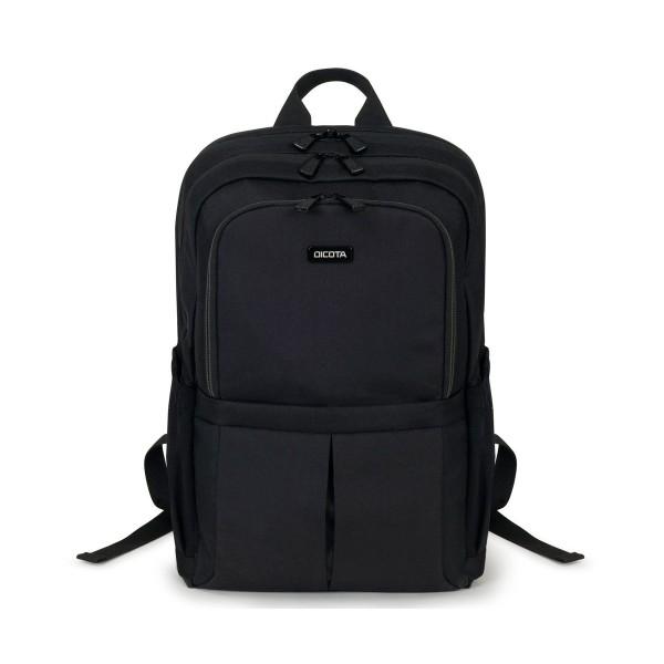 Dicota backpack spin funda negra para portátiles de 13 a 15,6''