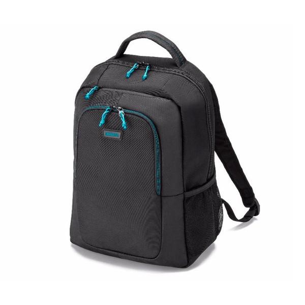 Dicota backpack spin funda negra para portátiles de 14 a 15,6''