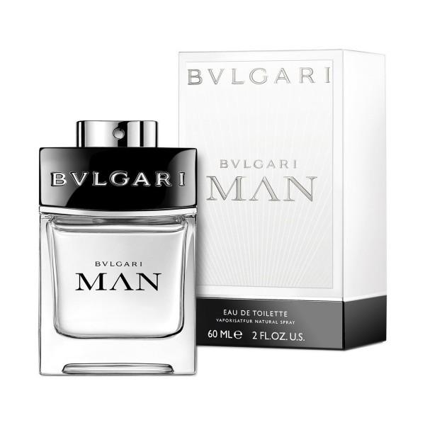Bvlgari man eau de toilette 60ml vaporizador