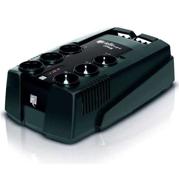 Riello iplug ipg800de sai de protección compacto de sobretensiones 800va 480w