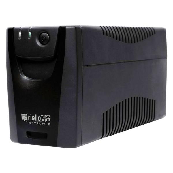 Riello netpower npw800de sai linea interactiva 800va 480w