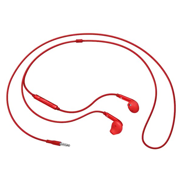 Samsung eo-eg920bregww rojo auriculares ergonómicos con micrófono integrado