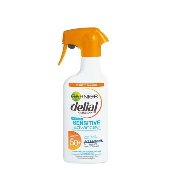 Delial Sensitive Advance spray  FPS 50 300 ml