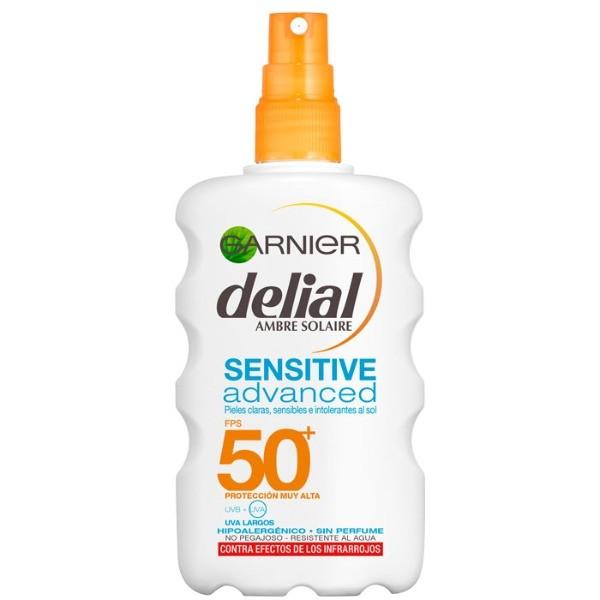 Delial Sensitive Advance  SPF 50, 200 ml