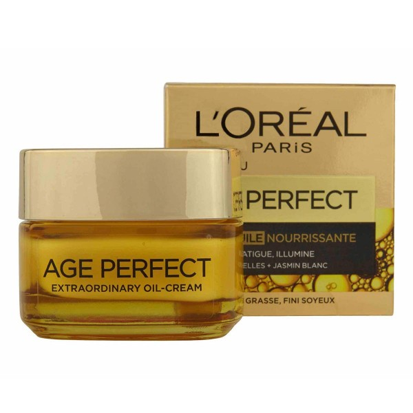 L'oreal age perfect extraordinary oil nourishing oil-cream 50 ml