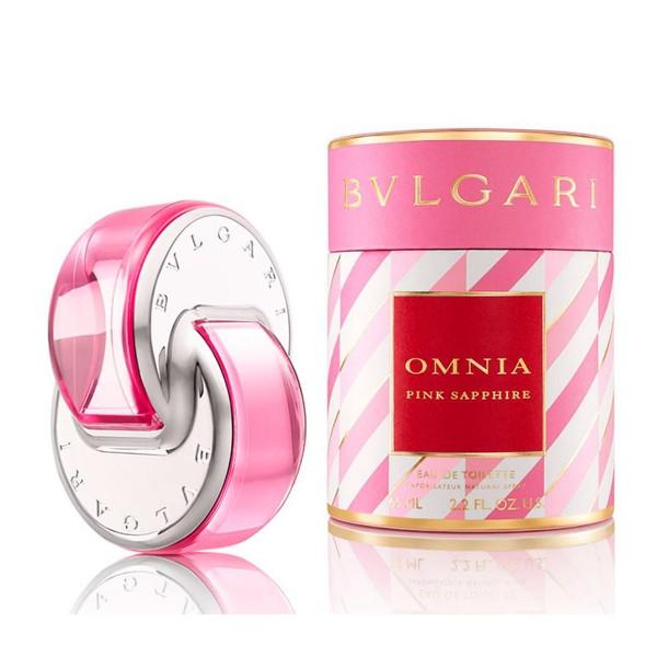 Bvlgari omnia pink sapphire eau de toilette edicion limitada 65ml vaporizador