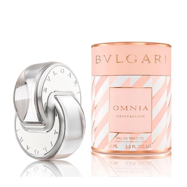 Bvlgari omnia crystalline eau de toilette edicion limitada 65ml vaporizador