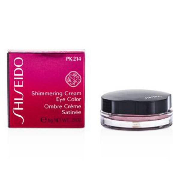 Shiseido shimmering crema de ojos color pk214 1un