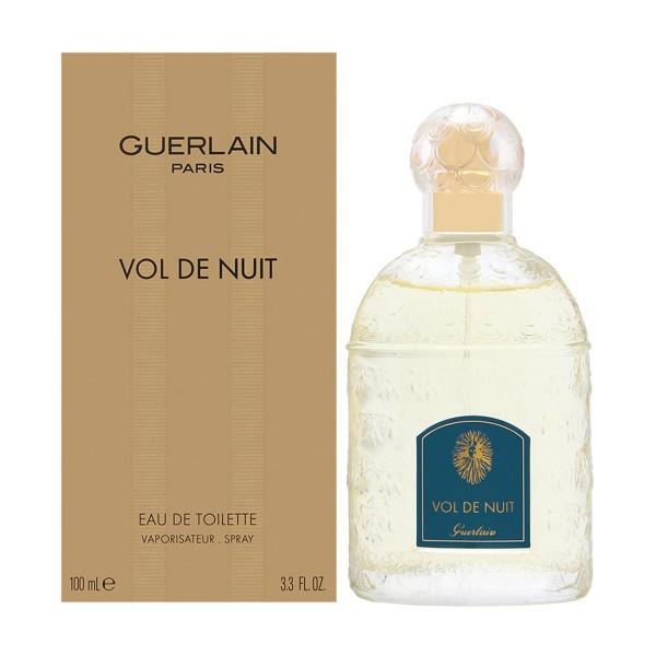 Guerlain vol de nuit eau de toilette 100ml vaporizador